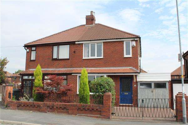 3 Bedrooms Semi Detached House for sale in Mough Lane, Chadderton, Oldham