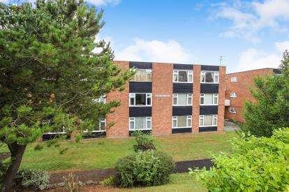 1 Bedroom Flat for sale in Woodlands Court, Woodlands Road, Lytham St. Annes, Lancashire, FY8