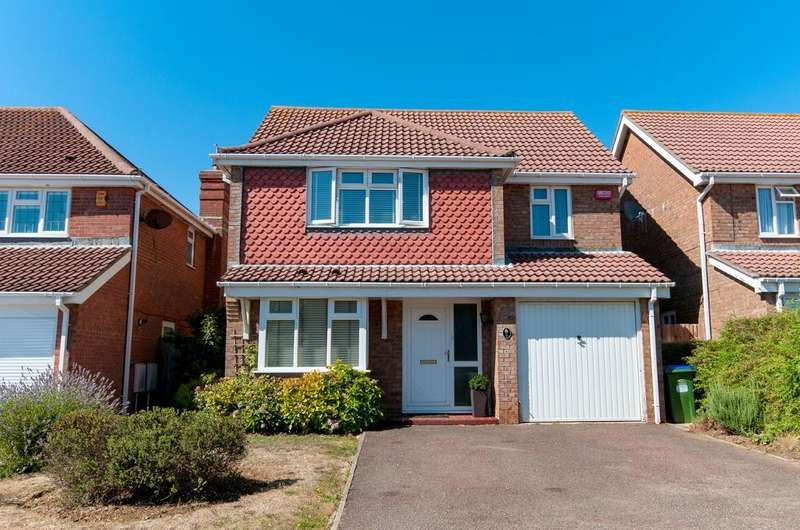 4 Bedrooms House for sale in Aquila Park, Seaford, East Sussex, BN25 4QA