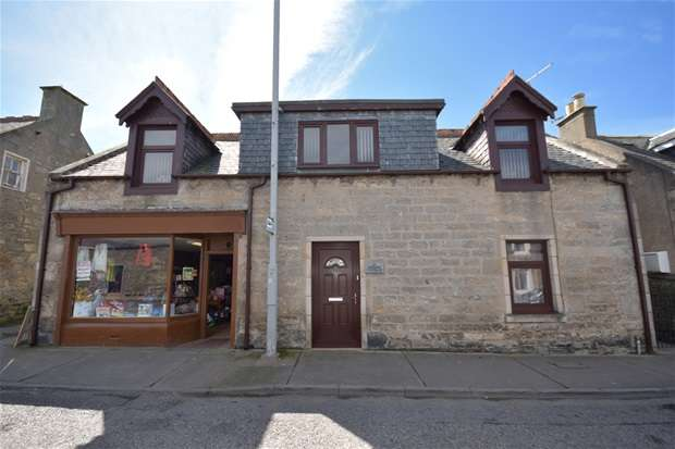 2 Bedrooms House for sale in Queen Street, Lossiemouth, Lossiemouth