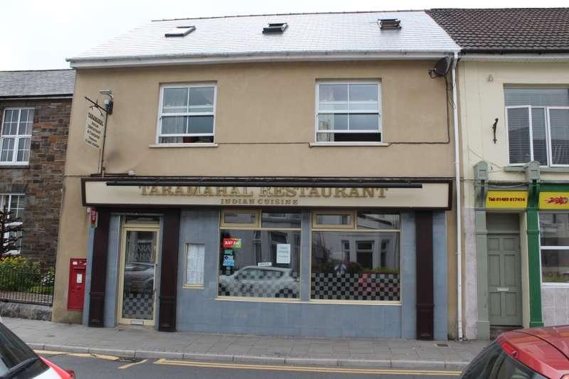 Restaurant Commercial for sale in 8 Church Street, Ebbw Vale, Blaenau Gwent
