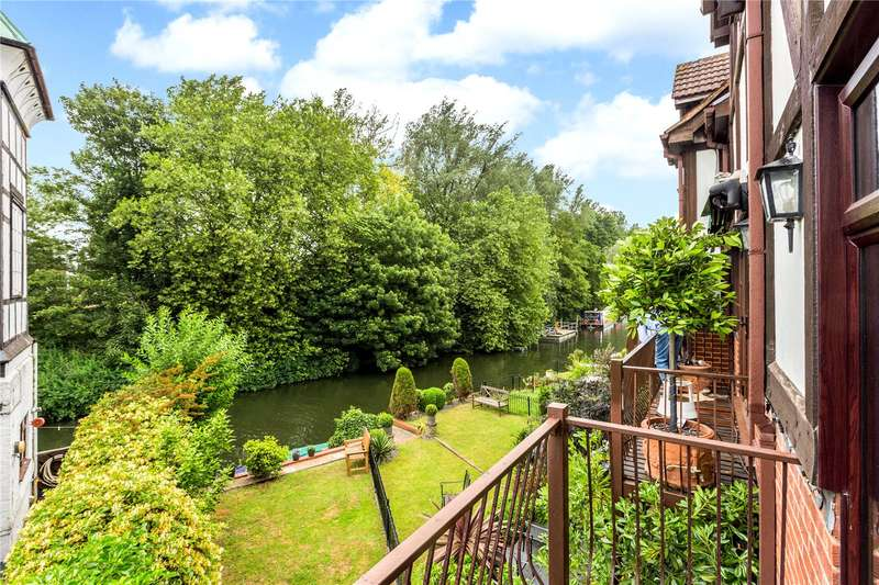 3 Bedrooms House for sale in Pages Wharf, Mill Lane, Taplow, Buckinghamshire, SL6
