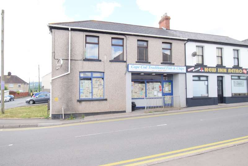 2 Bedrooms Flat for sale in The Highway, New Inn, Pontypool, NP4