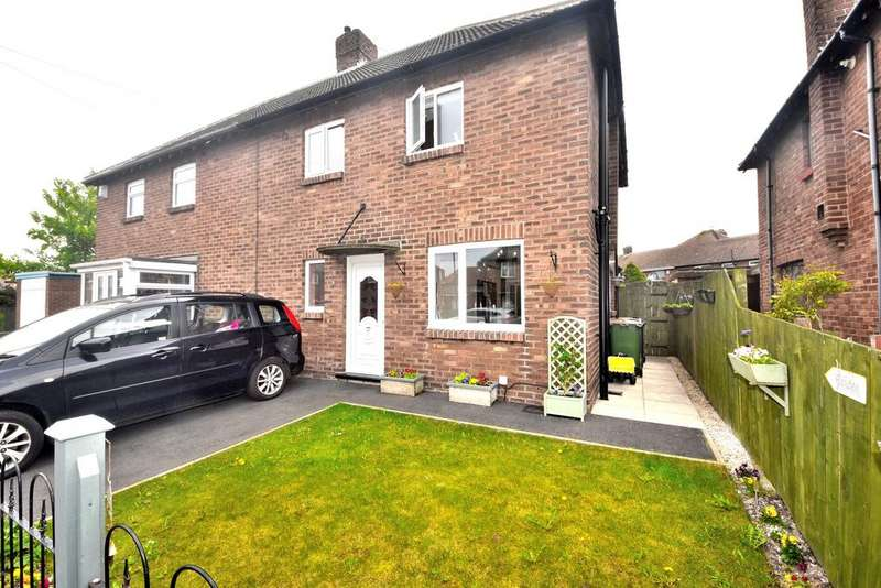 3 Bedrooms Semi Detached House for sale in Lucerne Road