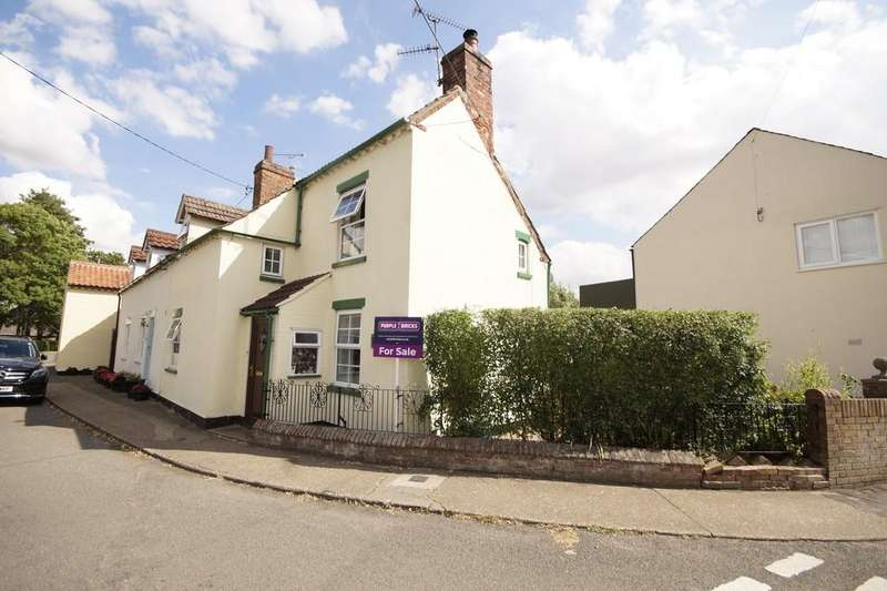 3 Bedrooms Cottage House for sale in Linga Lane, Bassingham, Lincoln