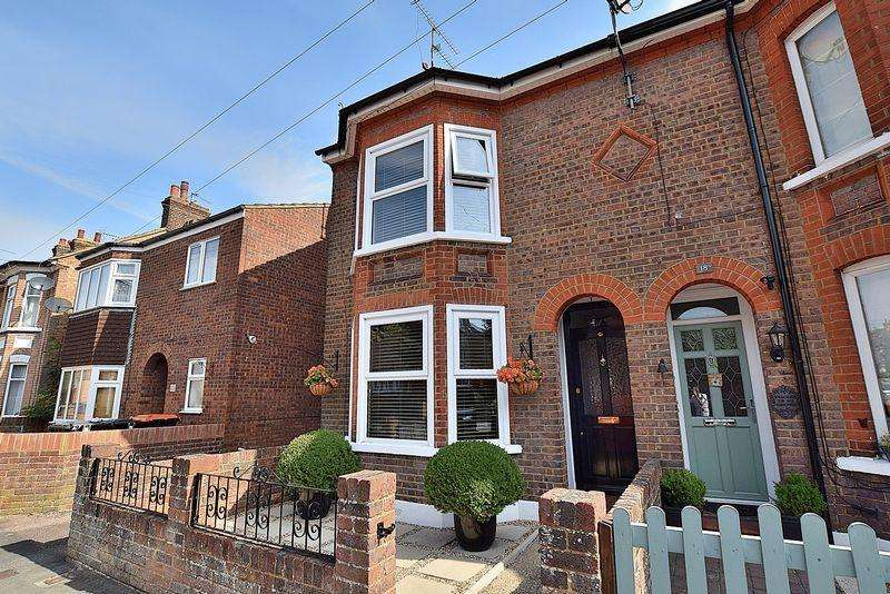 3 Bedrooms End Of Terrace House for sale in Princes Street, Central Dunstable