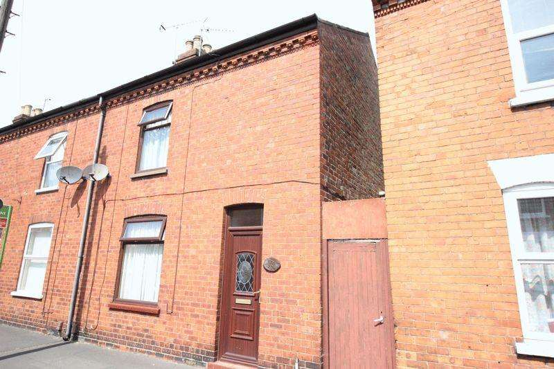 2 Bedrooms End Of Terrace House for sale in Henley Street, Lincoln