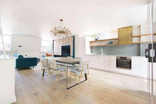 3 Bedrooms Flat for sale in Arundel Gardens, London, W11