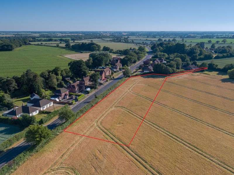 Land Commercial for sale in Development Site NR16 1SL