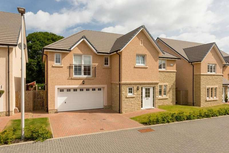5 Bedrooms Detached House for sale in 35 Lowrie Gait, South Queensferry, EH30 9AB