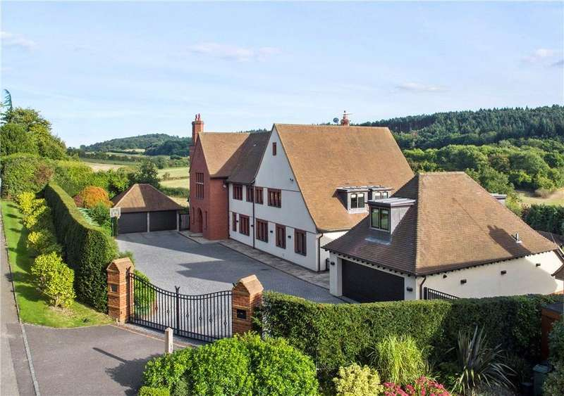 7 Bedrooms Detached House for sale in Warwicks Bench Lane, Guildford, Surrey, GU1