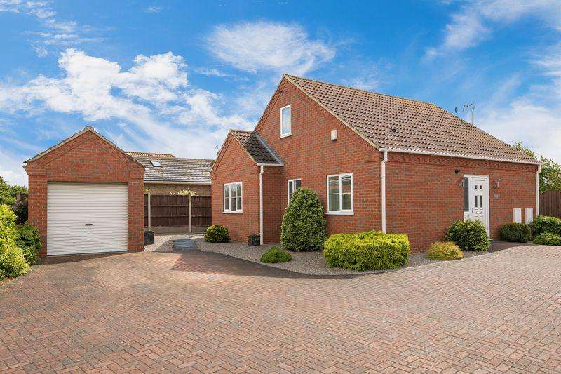 3 Bedrooms Bungalow for sale in 1 Library Court, Highfield Road, Saxilby