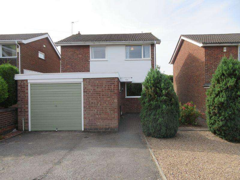 3 Bedrooms Detached House for sale in Greenhill Road, Coalville