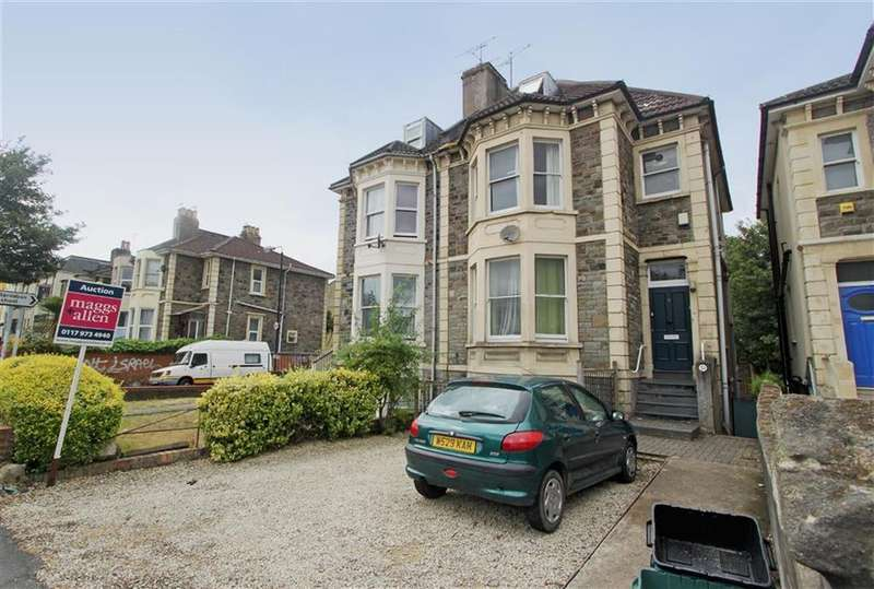7 Bedrooms Semi Detached House for sale in Sussex Place, Montpelier, Bristol
