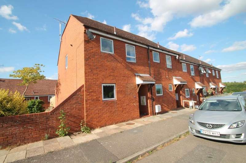 2 Bedrooms End Of Terrace House for sale in Warmstone Close, Waddesdon, Aylesbury