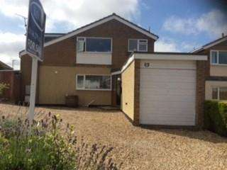 5 Bedrooms Detached House for sale in Coverside Road, Great Glen, Leicester, LE8