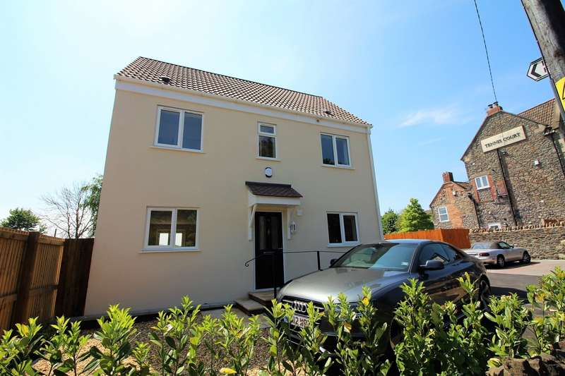 4 Bedrooms Detached House for sale in Deanery Road, Kingswood, BS15