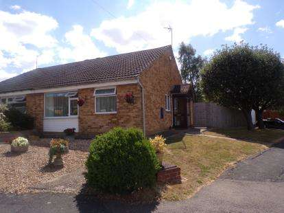 2 Bedrooms Bungalow for sale in Pembury Close, Great Glen, Leicestershire
