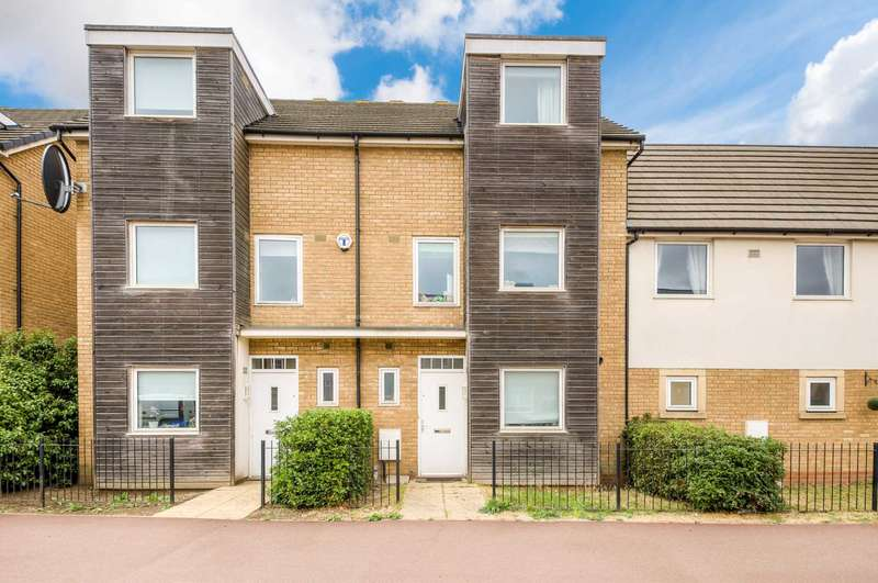 4 Bedrooms Terraced House for sale in Newport Road, Milton Keynes