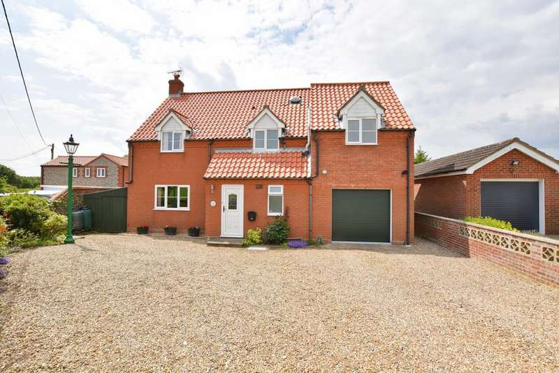 4 Bedrooms Detached House for sale in Northrepps