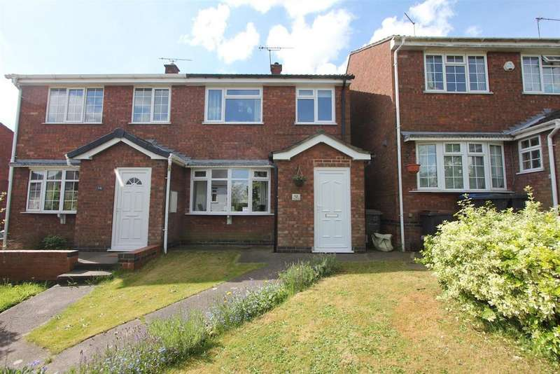 3 Bedrooms Semi Detached House for sale in Church Street, Earl Shilton, Leicester