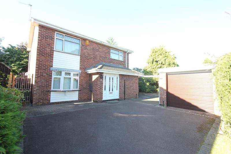 5 Bedrooms Detached House for sale in Manor Way, Burbage