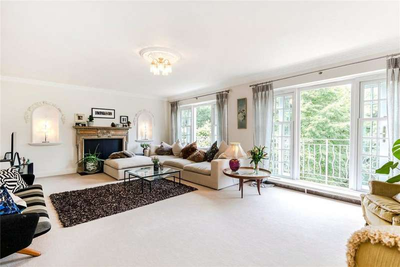4 Bedrooms Penthouse Flat for sale in Spencer House, 80 Wimbledon Park Side, London, SW19