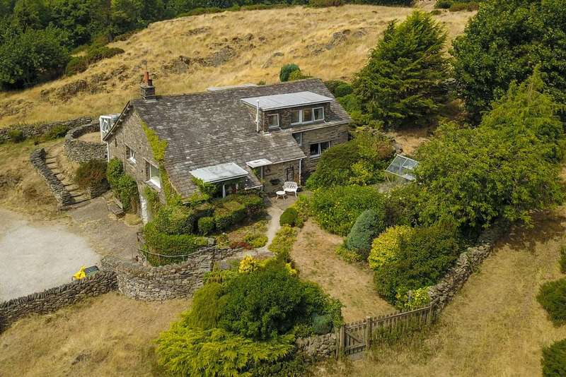 3 Bedrooms Barn Conversion Character Property for sale in High Beckside Farm, Beckside, Cartmel, Grange-over-Sands, Cumbria, LA11 7SW