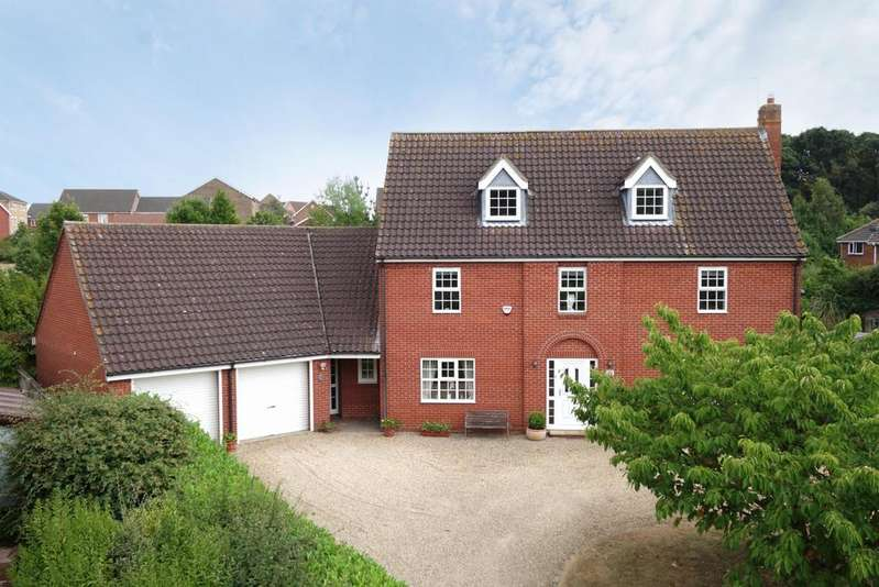 6 Bedrooms Detached House for sale in Bramley Close, Bury St. Edmunds
