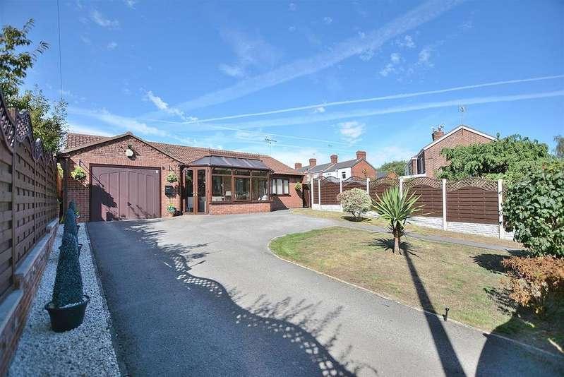 2 Bedrooms Detached Bungalow for sale in Rose Bank, Eastland Terrace, Meden Vale