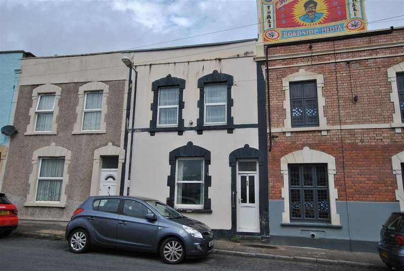 2 Bedrooms Terraced House for sale in William Street, Totterdown, Bristol