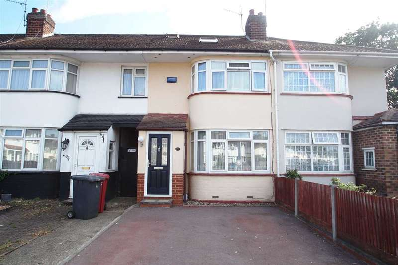 3 Bedrooms Terraced House for sale in Bower Way, Cippenham, Slough
