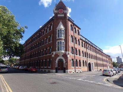 1 Bedroom Flat for sale in William Bankcroft Buildings, Robin Hood Street, Nottingham, Nottinghamshire
