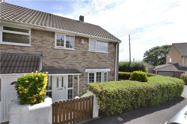 3 Bedrooms End Of Terrace House for sale in Morris Road, Horfield, Bristol, BS7 9TU