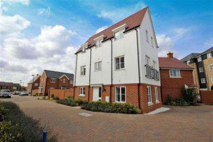 4 Bedrooms Link Detached House for sale in Millbrook Close, Wixams, Bedford, Bedfordshire