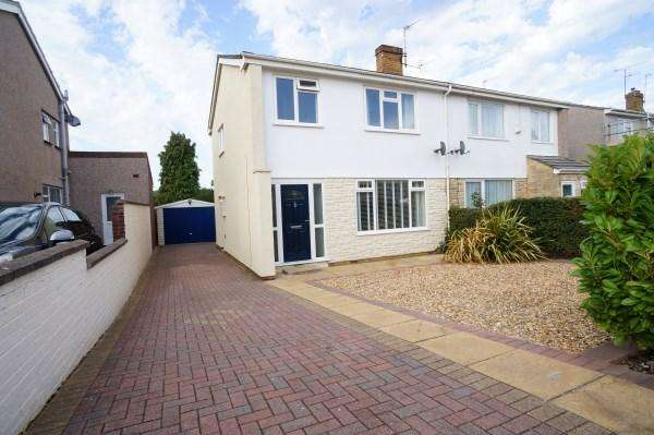 3 Bedrooms House for sale in Westbourne Road, Downend, Bristol, BS16 6RU