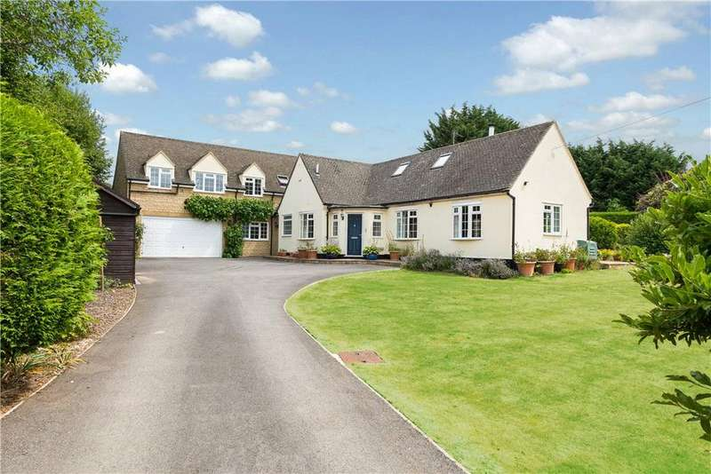 5 Bedrooms Detached House for sale in Stonesfield Lane, Charlbury, Chipping Norton, Oxfordshire, OX7