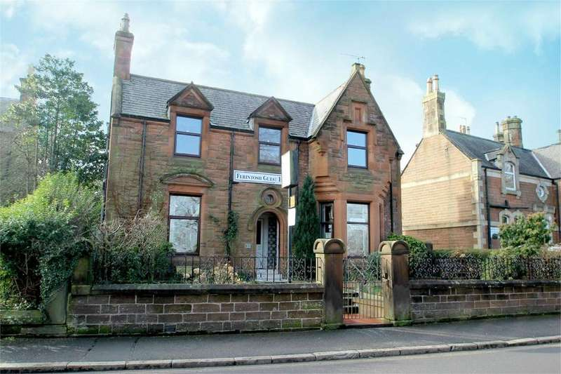 8 Bedrooms Guest House Commercial for sale in 30 Lovers Walk, Dumfries, DG1