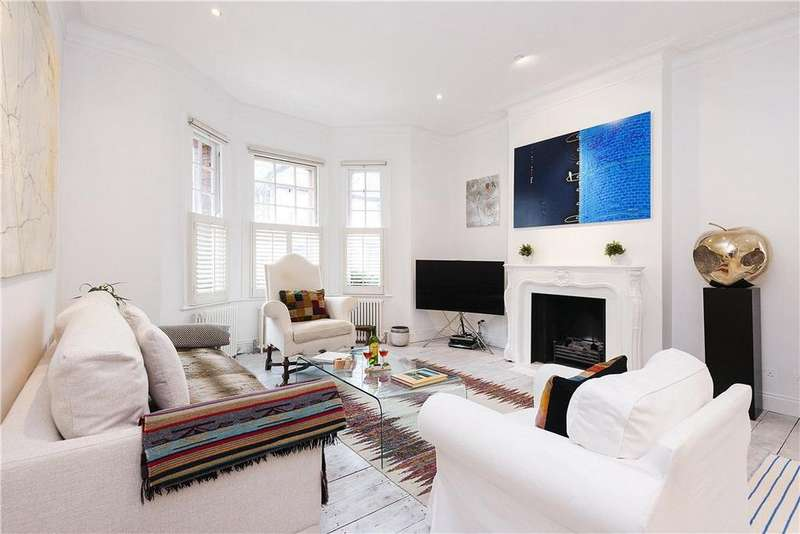 1 Bedroom Flat for sale in Cheyne Row, Chelsea, London, SW3
