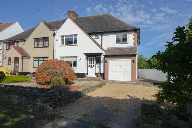 4 Bedrooms Semi Detached House for sale in Ashgate Avenue, Chesterfield