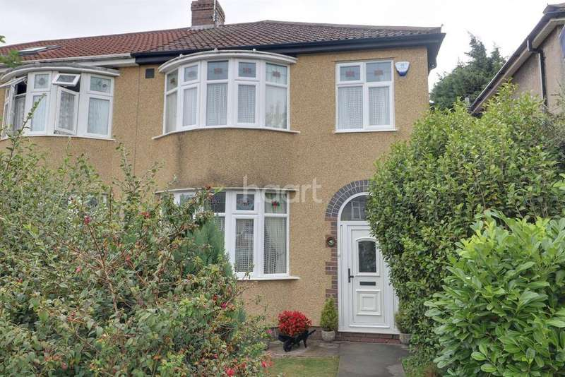 3 Bedrooms Semi Detached House for sale in Vassall Road, BS16