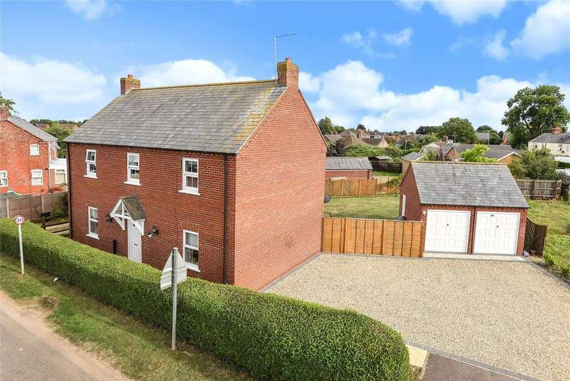 5 Bedrooms Detached House for sale in Milestone Lane, Pinchbeck, PE11