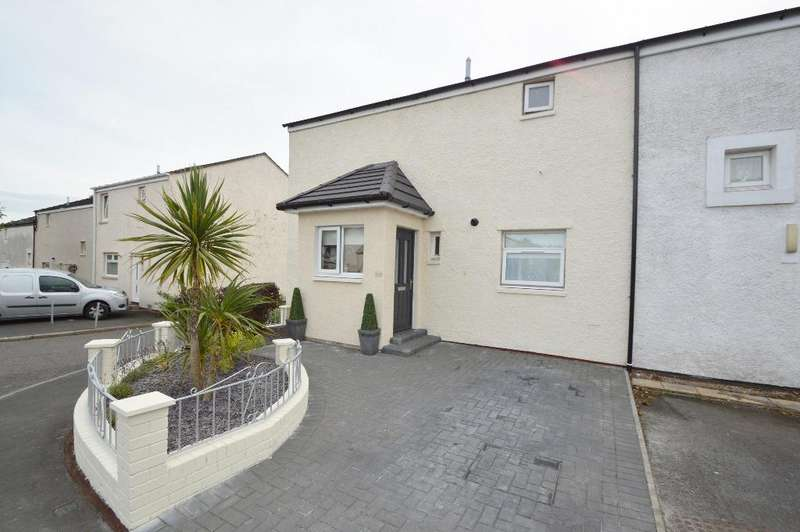 3 Bedrooms Terraced House for sale in Bowhouse Rise, Irvine, North Ayrshire, KA11 1NP
