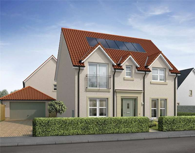 4 Bedrooms Detached House for sale in Plot 40, The Driscoll, Meadowside, Kirk Road, Aberlady, Longniddry, East Lothian