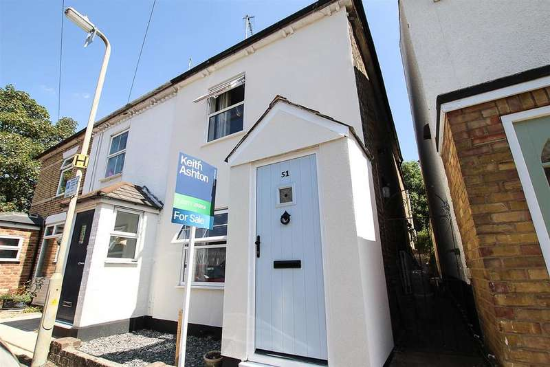 2 Bedrooms Cottage House for sale in Alfred Road, Brentwood