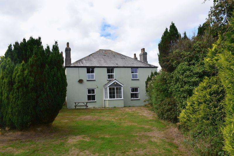 5 Bedrooms Detached House for sale in Bodmin, Cornwall
