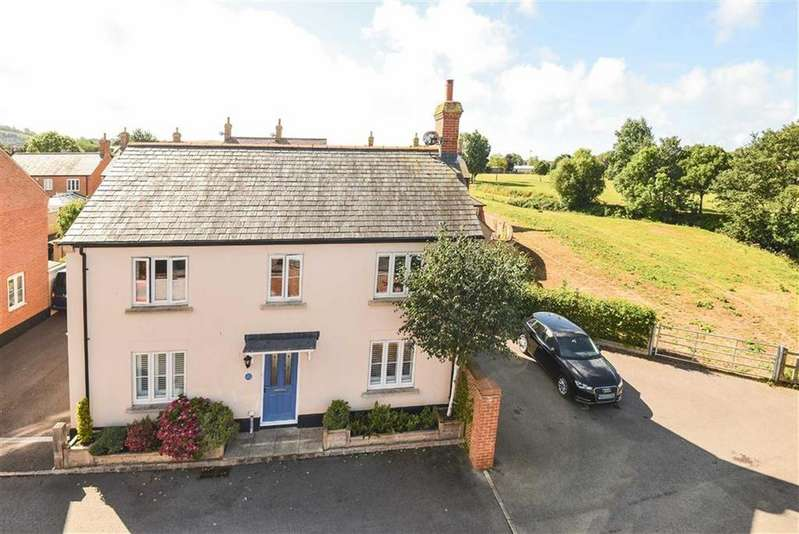 3 Bedrooms Detached House for sale in Priory Lane, Bridport, Dorset, DT6