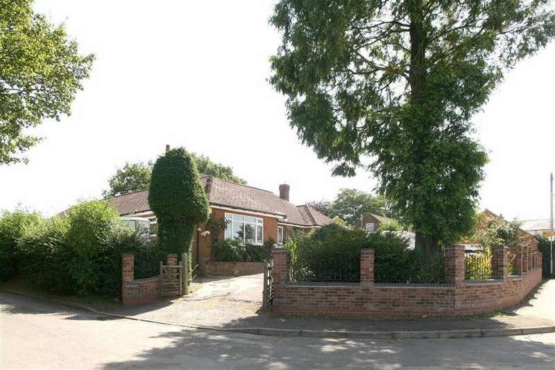 4 Bedrooms Detached Bungalow for sale in Frolesworth Road, Ullesthorpe, Leicestershire