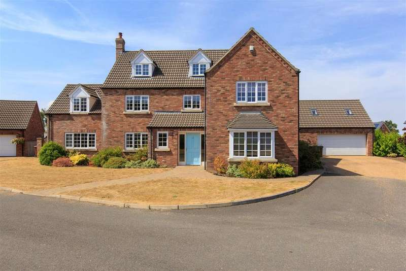 6 Bedrooms House for sale in The Oaks, Wicklewood, Wymondham