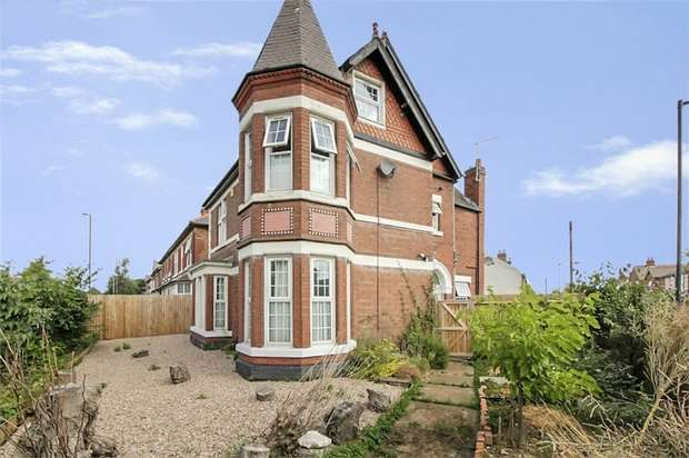 6 Bedrooms Detached House for sale in London Road, Alvaston, Derby